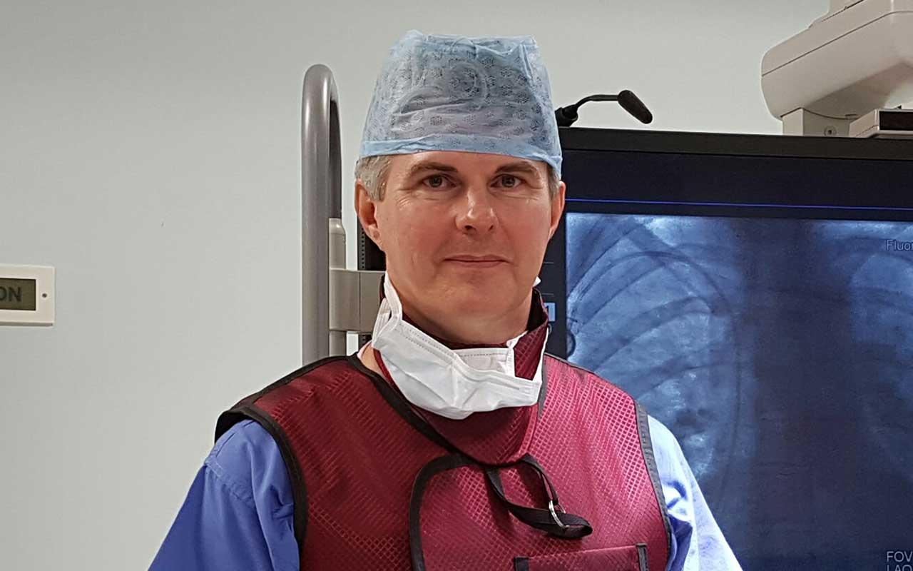 Dr Richard Leech